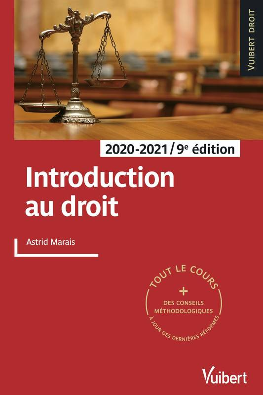 Introduction au droit, 2020-2021