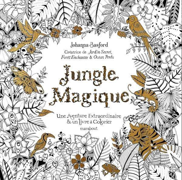 Jungle Magique Nouvelle Edition