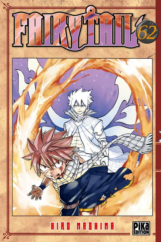 62, Fairy Tail T62