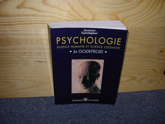 PSYCHOLOGIE. Science humaine et science cognitive