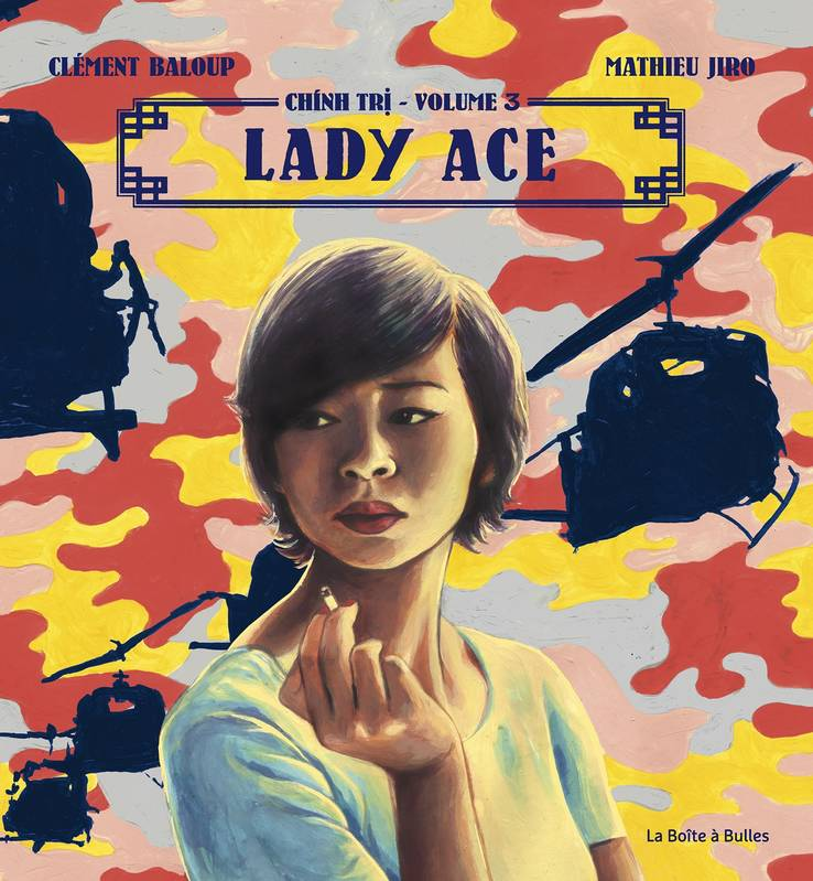Chinh Tri T3, Lady Ace