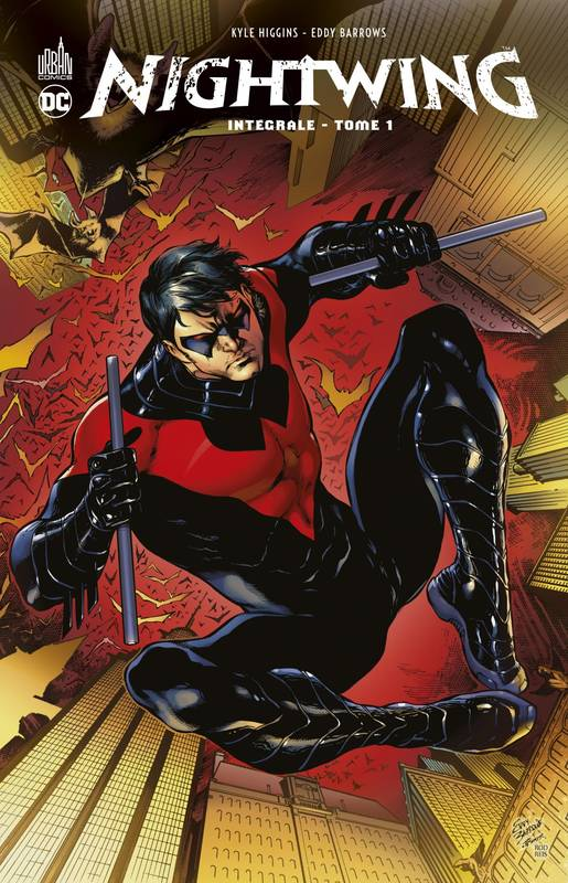 NIGHTWING INTEGRALE  - TOME 1