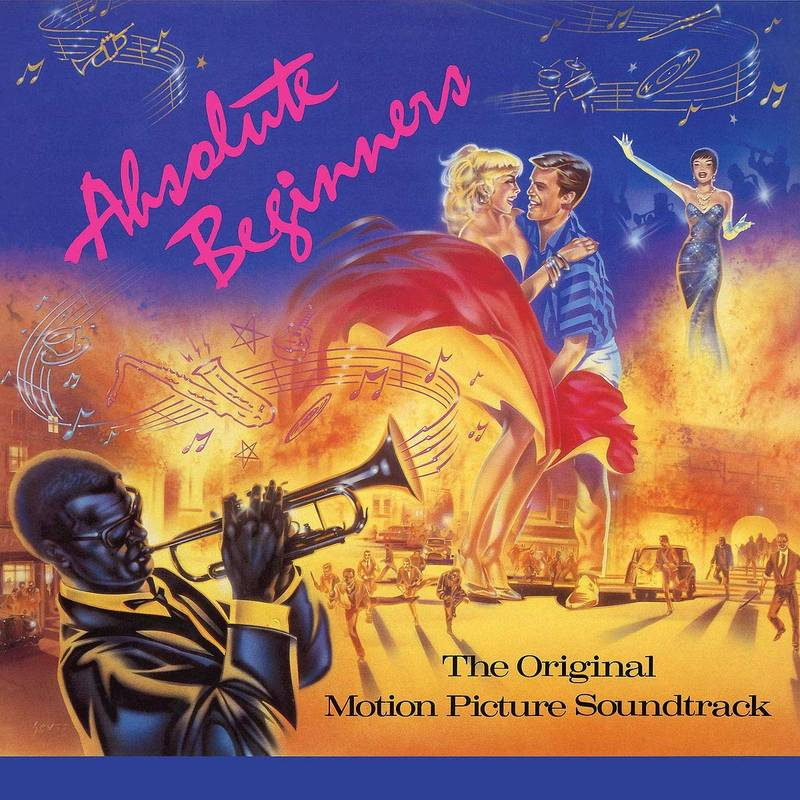 absolute beginners ost
