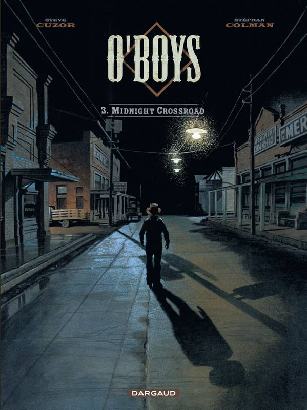 O'Boys - Tome 3 - Midnight Crossroad (3)