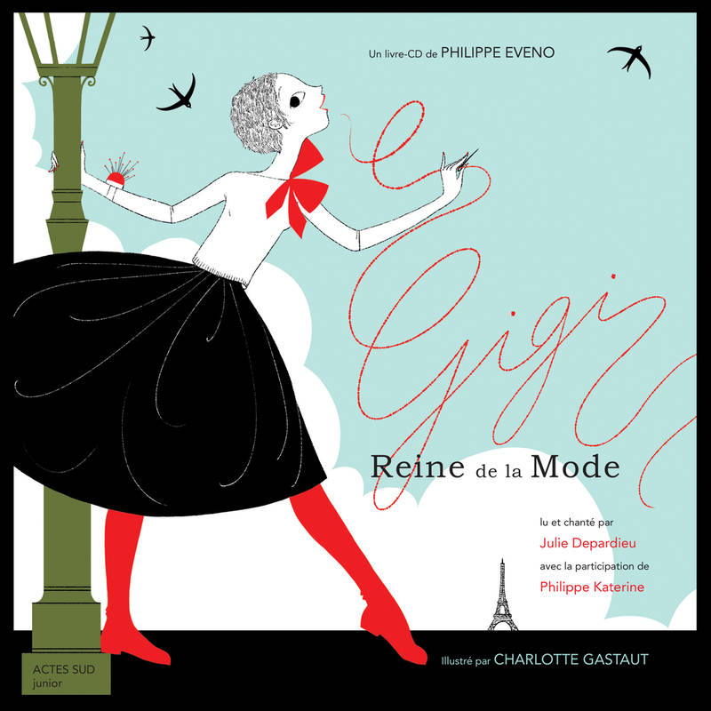 GIGI REINE DE LA MODE + CD