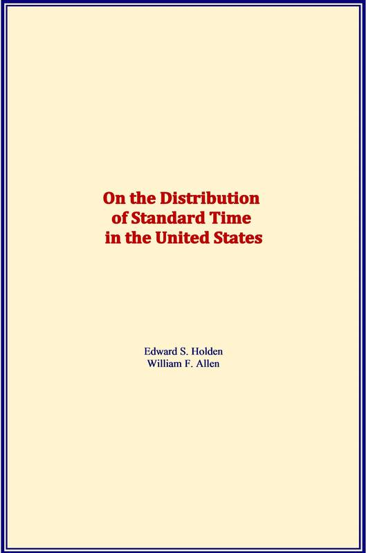 On the Distribution of Standard Time in the United States