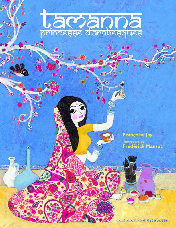 Tamanna, princesse d'arabesques, princesse d'arabesques