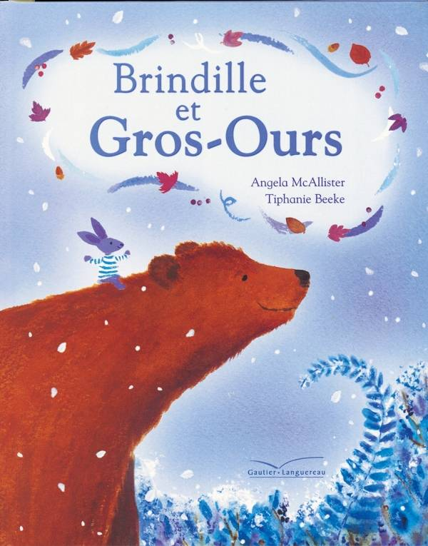 Brindille et gros ours