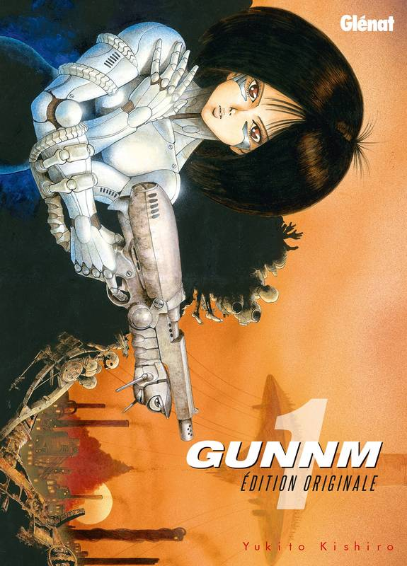 1, Gunnm - Édition originale - Tome 1