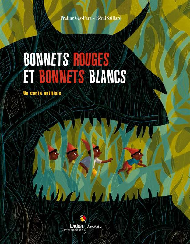 Bonnets rouges et bonnets blancs