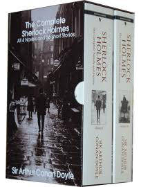 The Complete Sherlock Holmes #2 Box Set