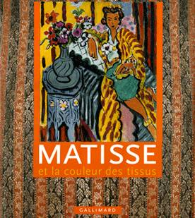 Matisse et la couleur des tissus, [exposition, Le Cateau-Cambrésis, Musée départemental Matisse, 23 octobre 2004-25 janvier 2005, Londres, Royal academy of arts, 5 mars-30 mai 2005, New York, Metropolitan museum of arts, 23 juin-25 septembre 2005]