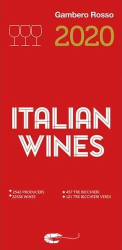 Italian Wines 2020 (Anglais)