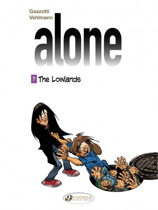 ALONE, 7, t7 The Lowlands