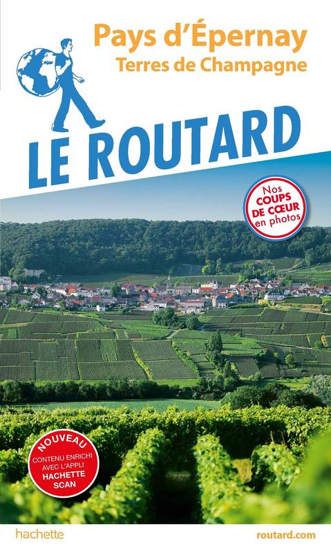 Guide du Routard Epernay, Montagne de Reims