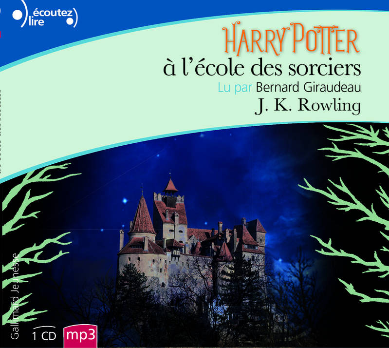 Harry Potter T01, Harry Potter à l'école des sorciers
