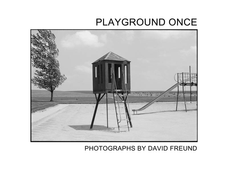 DAVID FREUND PLAYGROUND ONCE /ANGLAIS