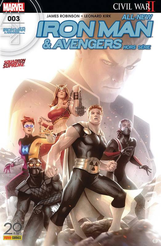 All-New Avengers HS nº3