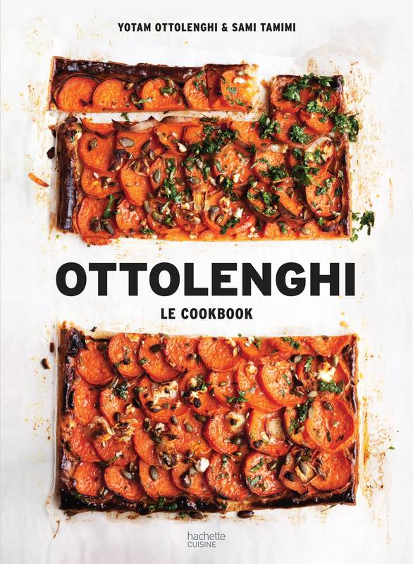 Ottolenghi, le cookbook