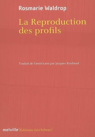 La reproduction des profils