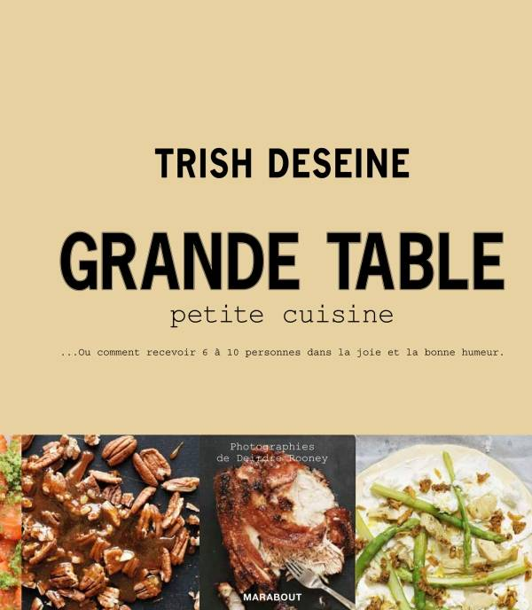La cuisine de gersande for Grande table de cuisine