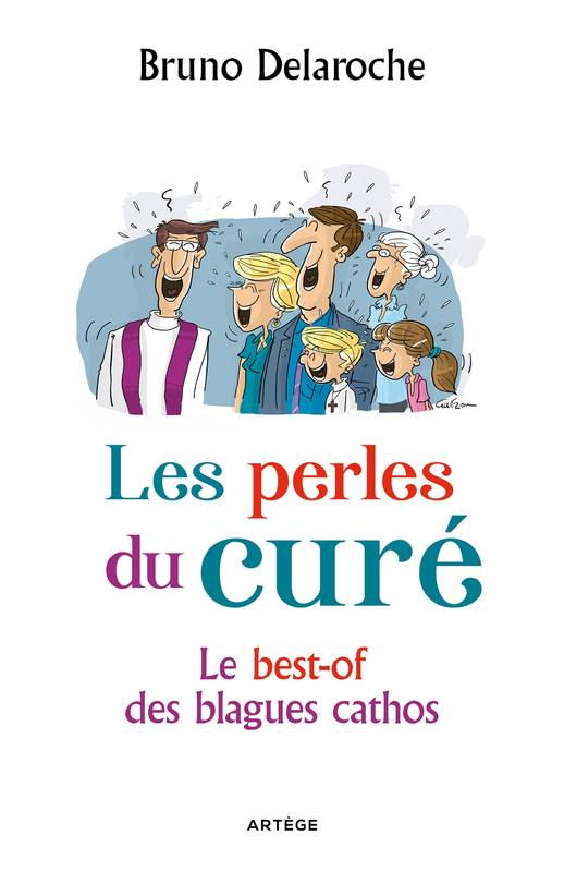 Les perles du curé, Le best-of des blagues cathos