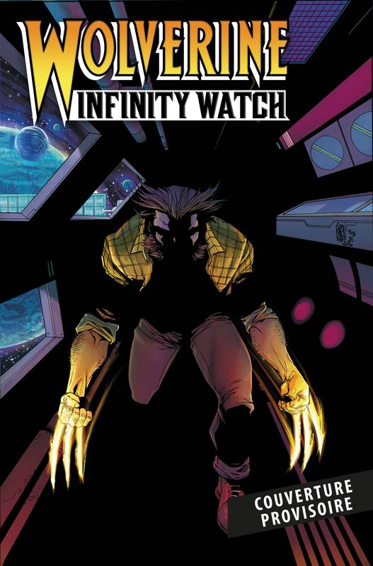 Wolverine (fresh start) Nº8