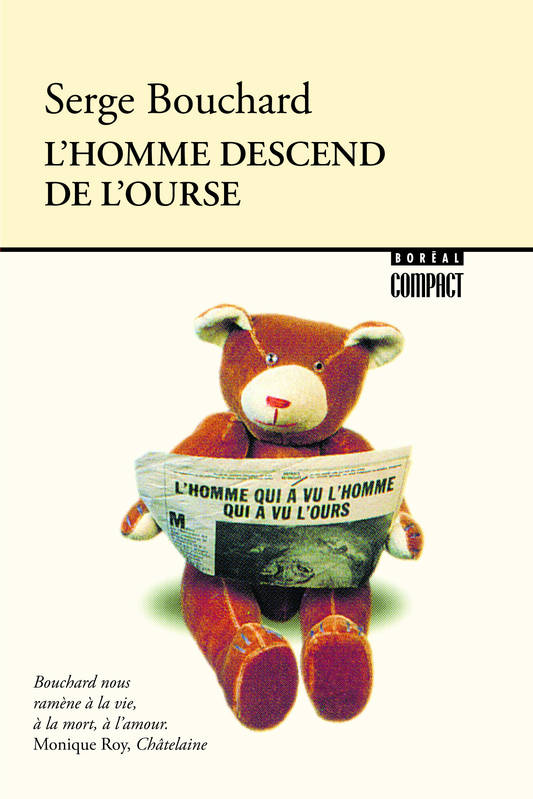 L'homme descend de l'ourse