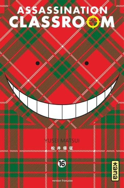 16, Assassination classroom