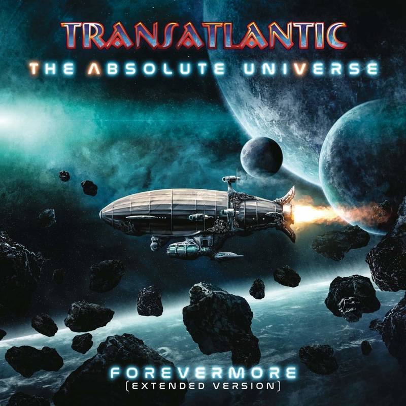The Absolute Universe: Forevermore (extended Version) ~ Special Edition 2cd Digipak
