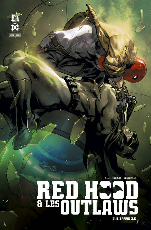 Red Hood & les outlaws, 2, Bizarro 2.0