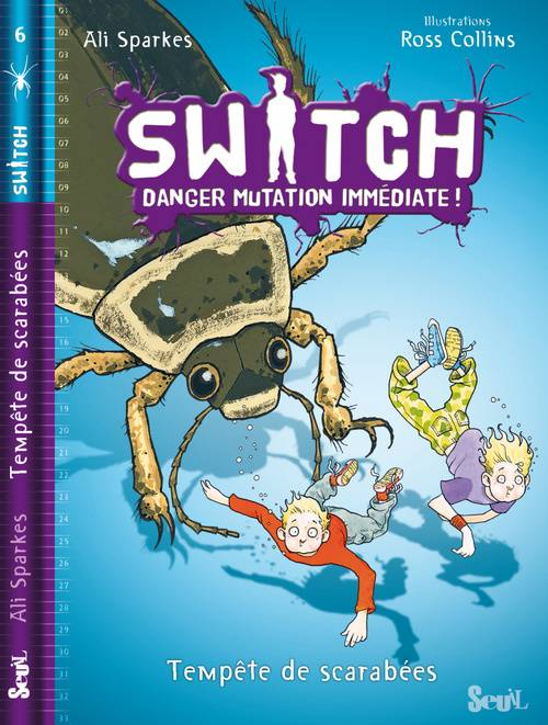 6, 6/SWITCH  DANGER MUTATION IMMEDIATE