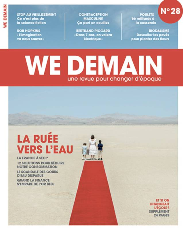 WE DEMAIN - NUMERO 28 - VOL28