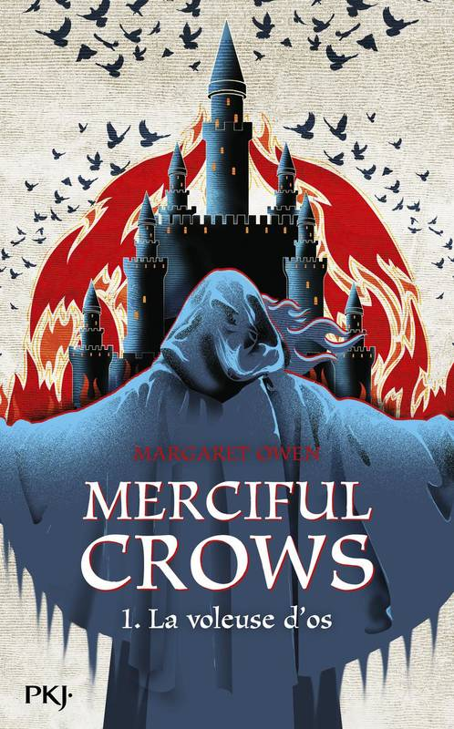 The merciful crow, 1, La voleuse d'os