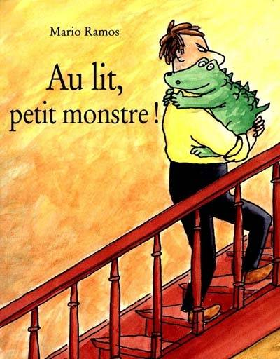 AU LIT, PETIT MONSTRE ! - LP