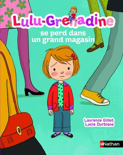 14, Lulu-Grenadine se perd dans un grand magasin