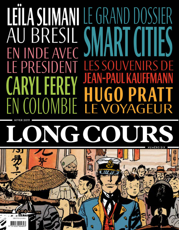 Long Cours, n  10