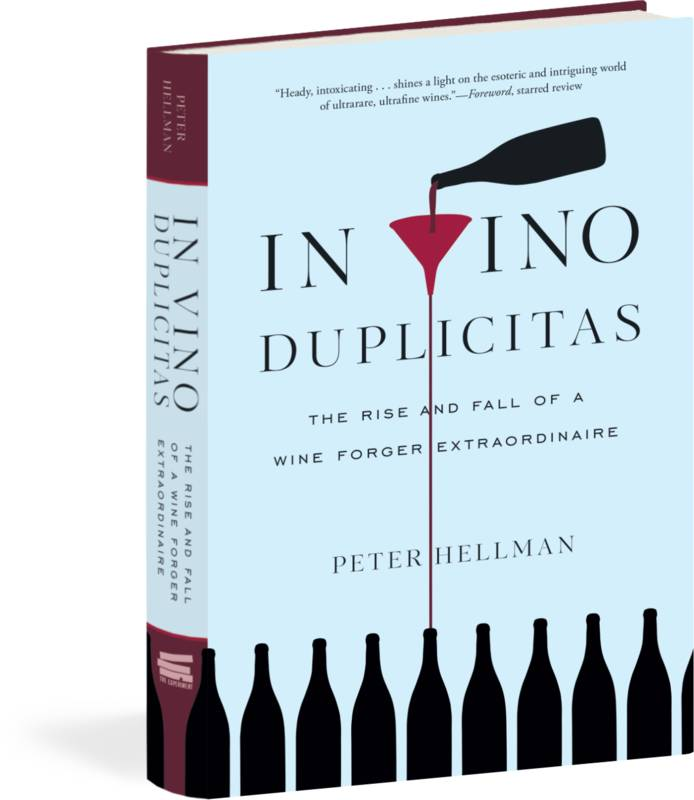 In Vino Duplicitas (anglais), The Rise and Fall of a Wine Forger Extraordinaire