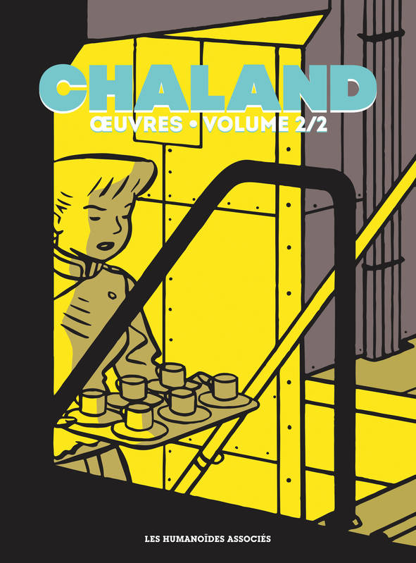 Chaland oeuvres 2, Freddy lombard