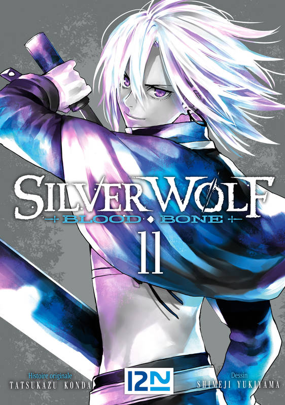 Silver Wolf - Blood, Bone - tome 11