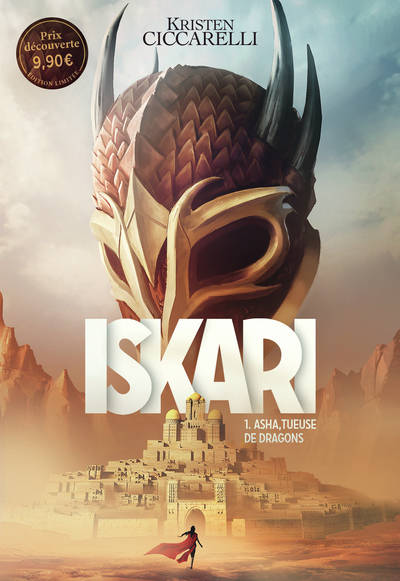 ISKARI, 1 - ASHA, TUEUSE DE DRAGONS
