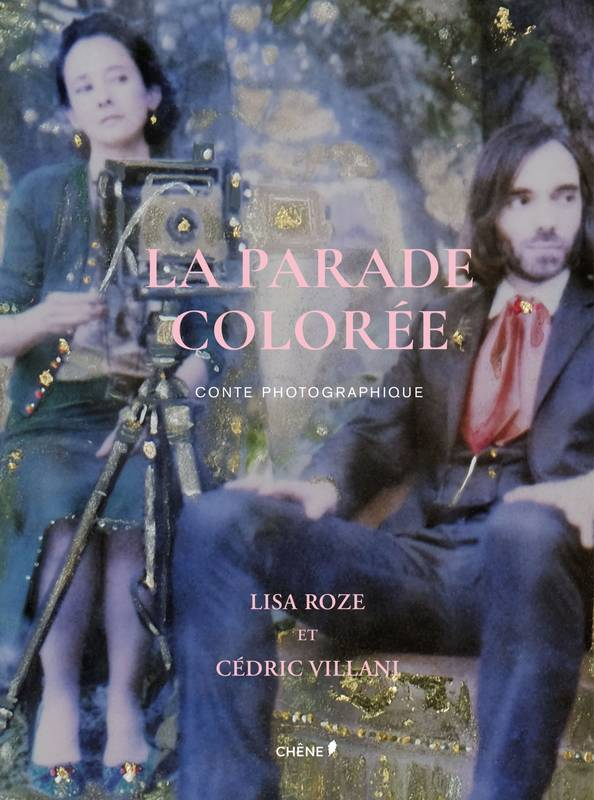 La parade colorée, Conte photographique