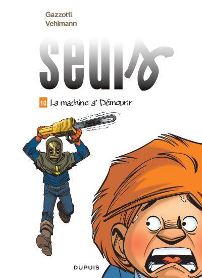 10/SEULS  LA MACHINE A DEMOURIR