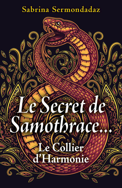 Le Secret de Samothrace..., Le collier d'Harmonie