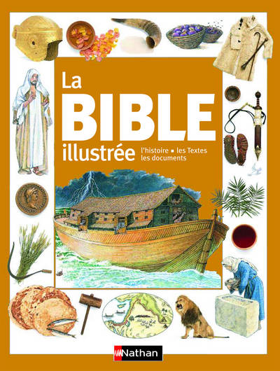 LA BIBLE ILLUSTREE NC