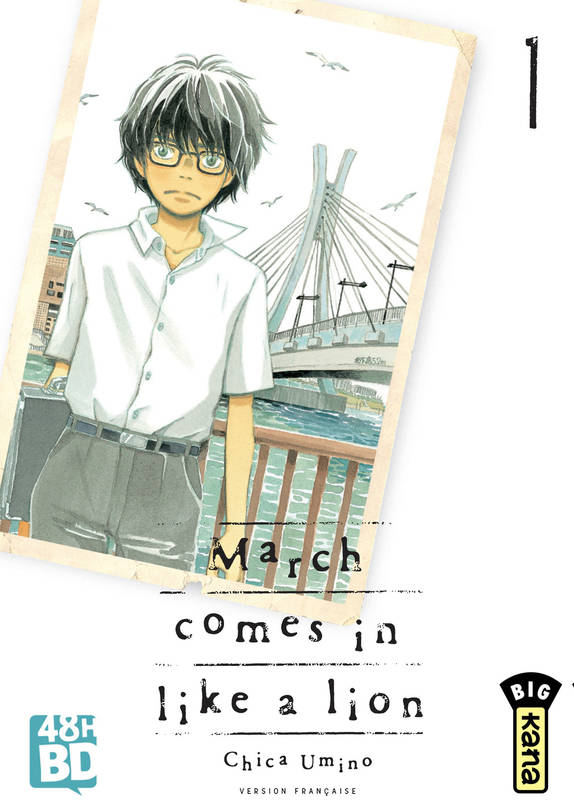 March comes in like a lion T01 (48h BD 2019)
