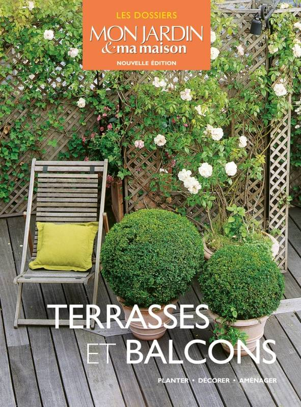 livre terrasses et balcons planter d corer am nager fran oise horiot anne marie petrel. Black Bedroom Furniture Sets. Home Design Ideas