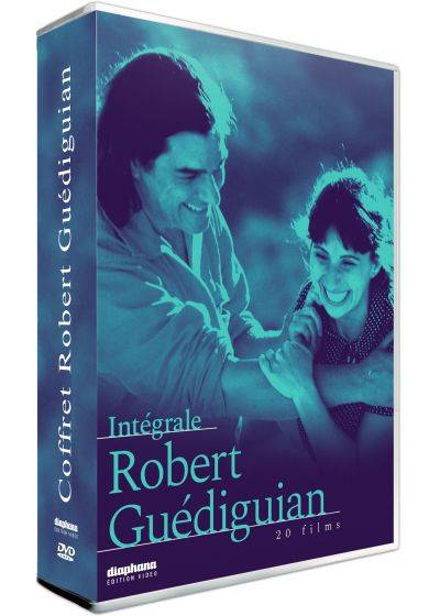 Coffret Robert Guediguian 20 films