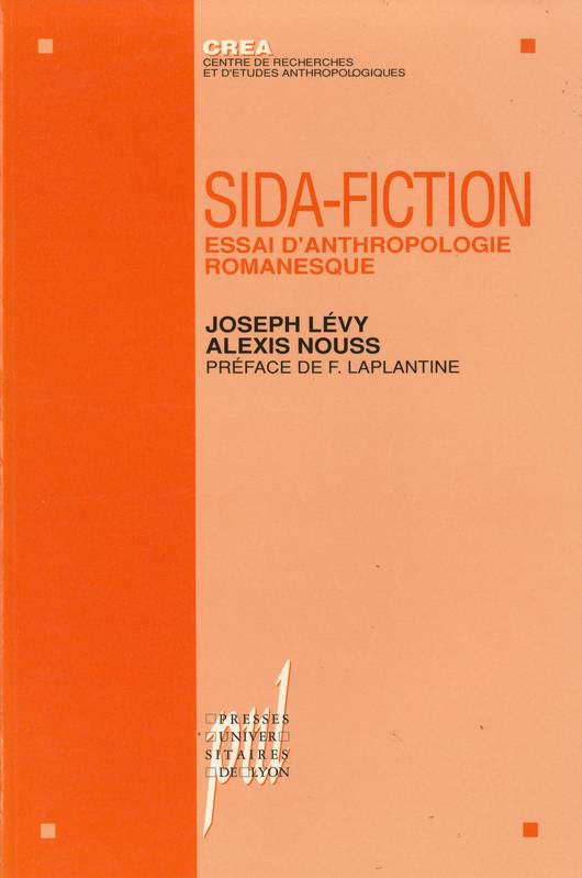 Sida-fiction, Essai d'anthropologie romanesque