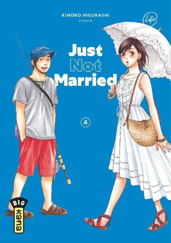 4, Just not married